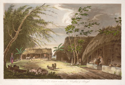 A View of a Farm-Yard in the Kingdom of Bengal(019XZZ000000307U00016000)